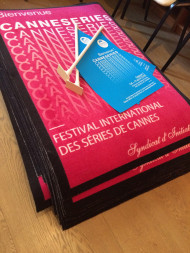 Canneseries en avril 2018